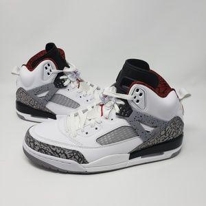 quality design 2dc26 f8fc1 Jordan Shoes - NIKE AIR JORDAN SPIZIKE WHITE CEMENT